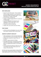 GC Printing - Print Guide